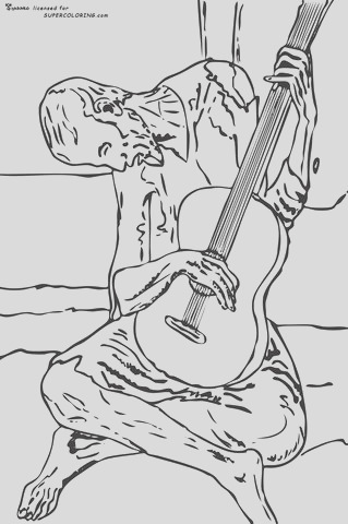 art coloring pages art colouring pages