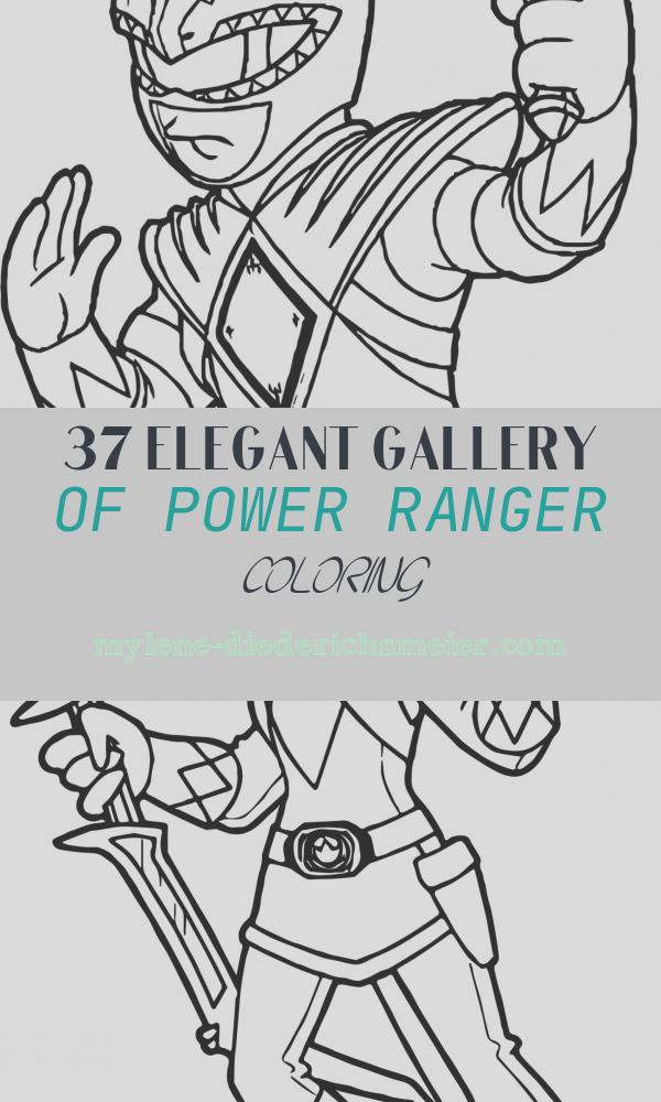 Power Ranger Coloring Luxury Power Rangers Green Ranger Coloring Page
