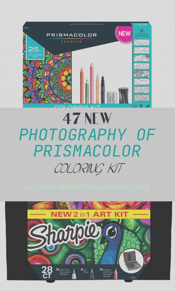 Prismacolor Coloring Kit Luxury Prismacolor Celebrates National Relaxation Day with the