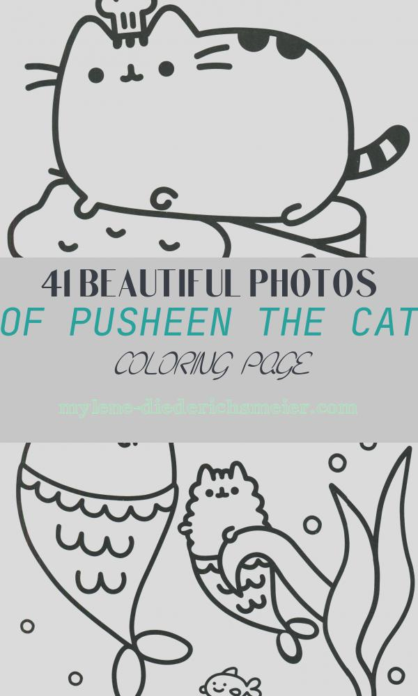 Pusheen the Cat Coloring Page Best Of Pusheen Coloring Book Pusheen Pusheen the Cat