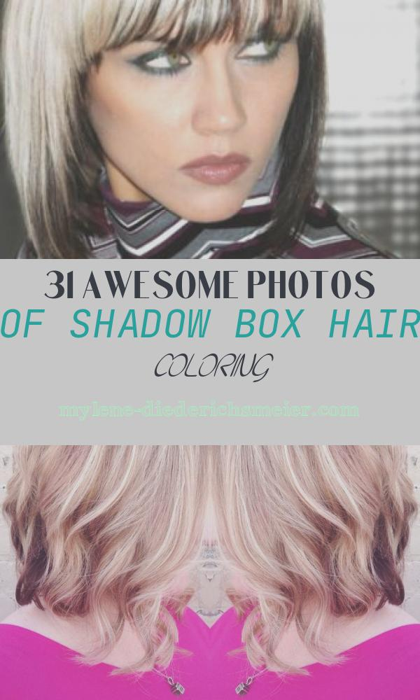 Shadow Box Hair Coloring Lovely Shadow Box Hairstyles