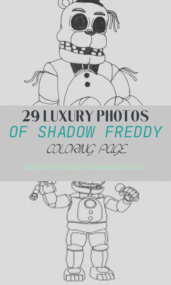 Shadow Freddy Coloring Page New Fnaf 3 S Shadow Golden Freddy Thing [draw for Me Request