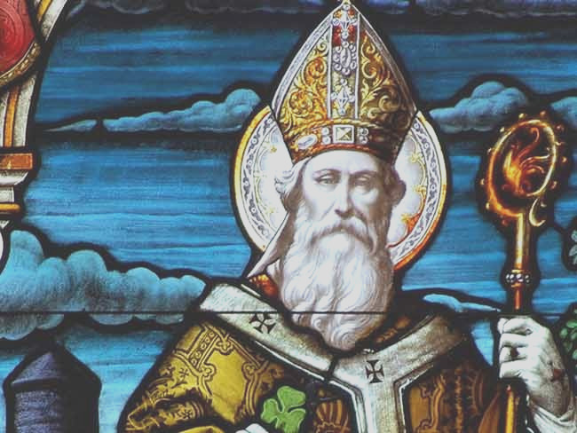 st patrick was never canonized a saint by the catholic church
