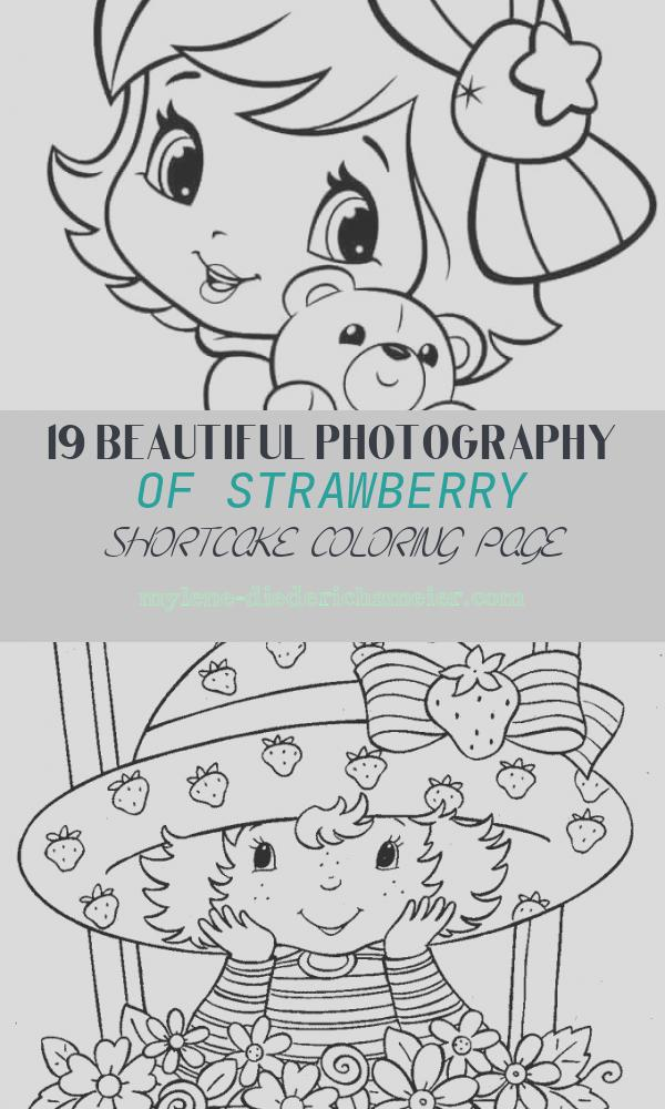 Strawberry Shortcake Coloring Page Inspirational Baby Strawberry Shortcake