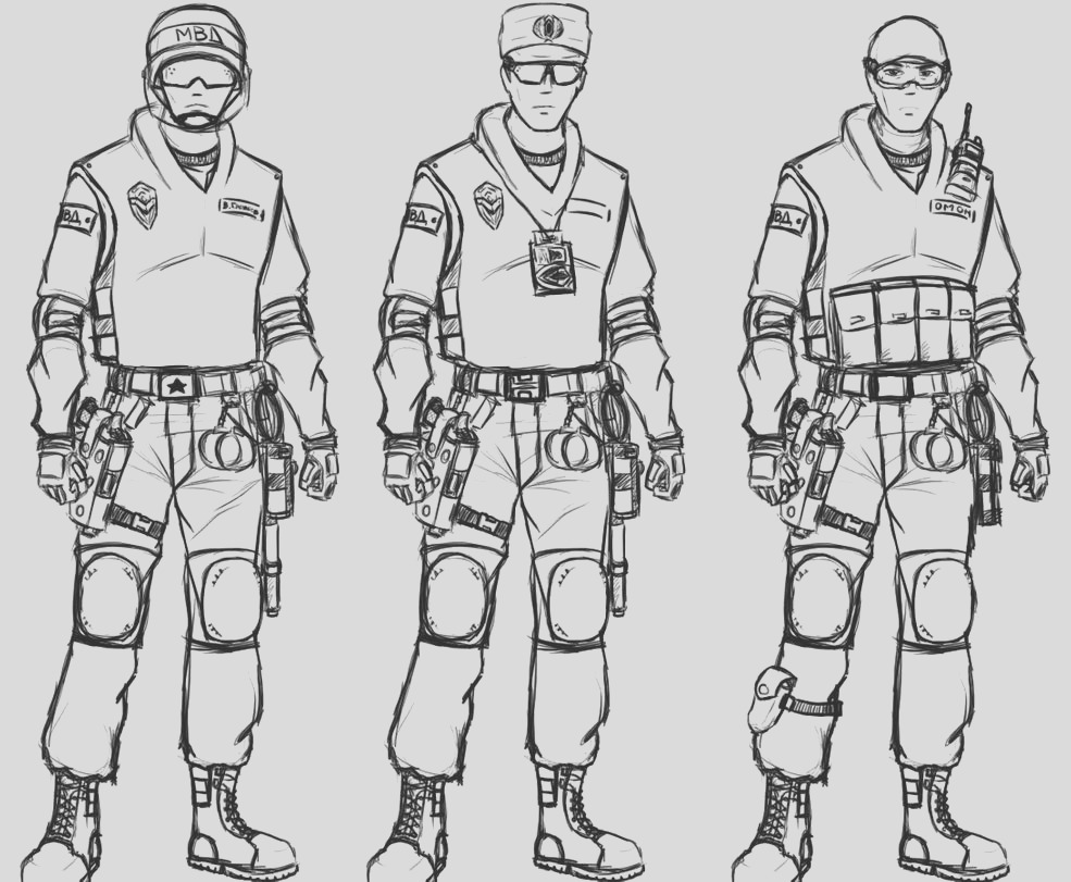 sketches on swat sketch templates
