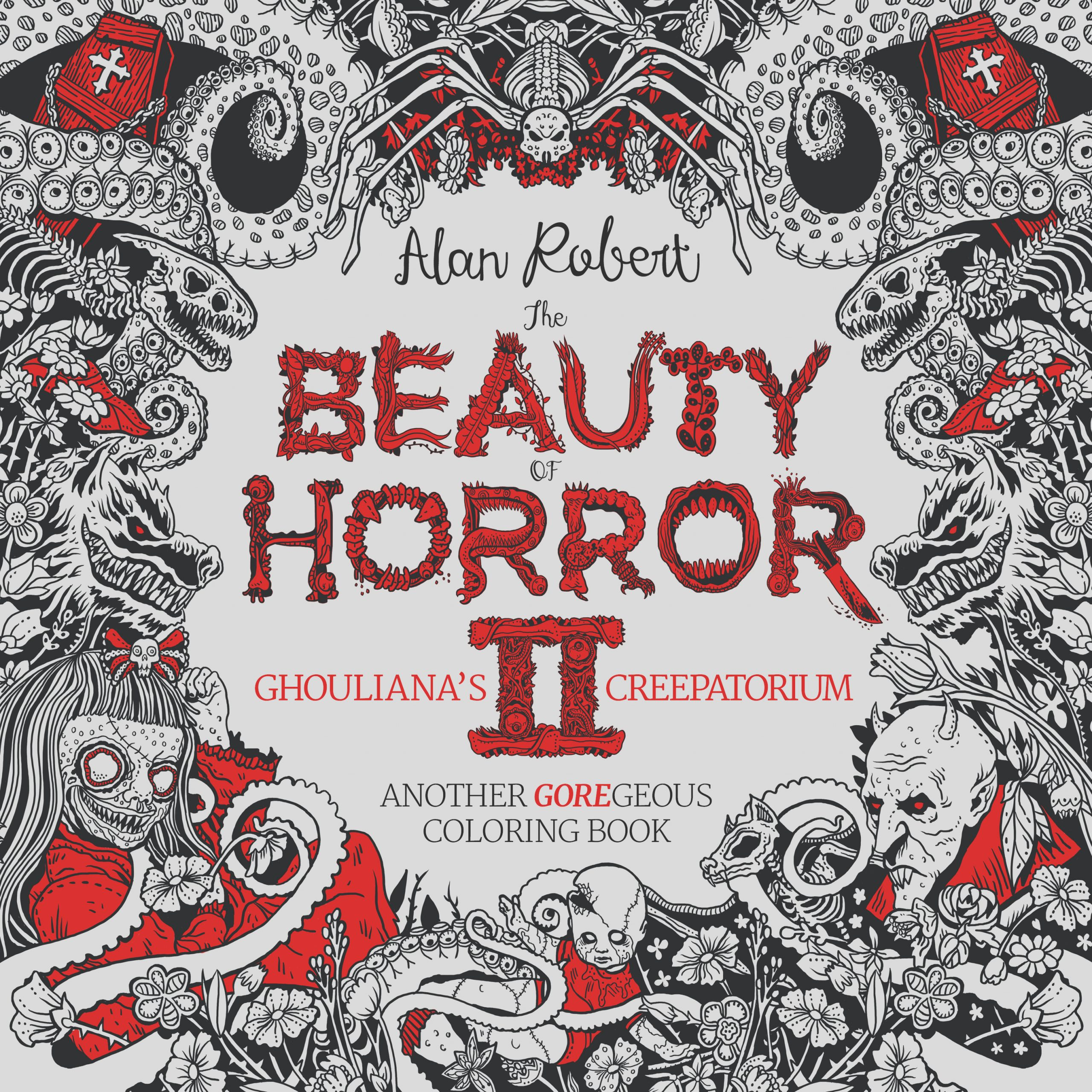 the worlds creepiest coloring book returns with a terrifying new trailer