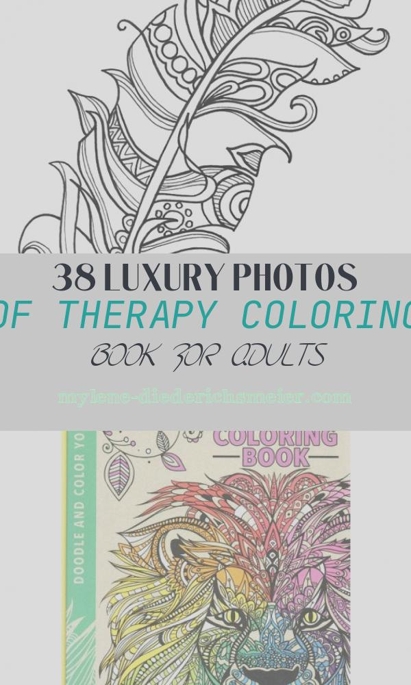 Therapy Coloring Book for Adults Best Of 10 Fun and Funky Feather Coloringpages original Art Coloring