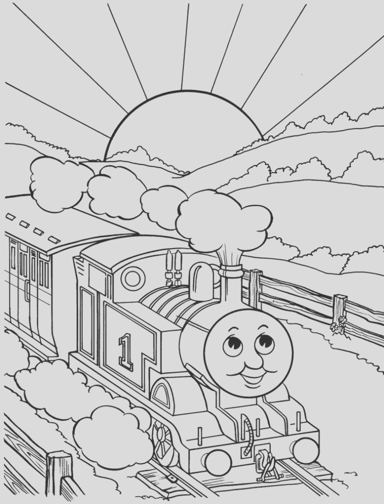 thomas the train coloring pages printable sheet free 5 2