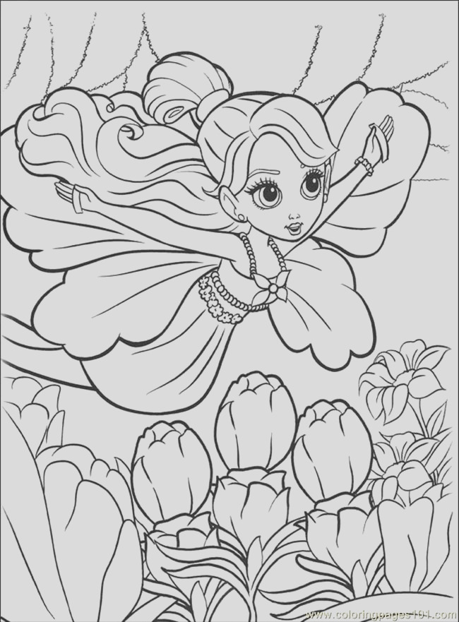 2030 56 e thumbelina coloring pages 3 coloring page