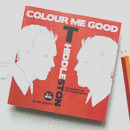 benedict cumberbatch colouring in book for grown ups