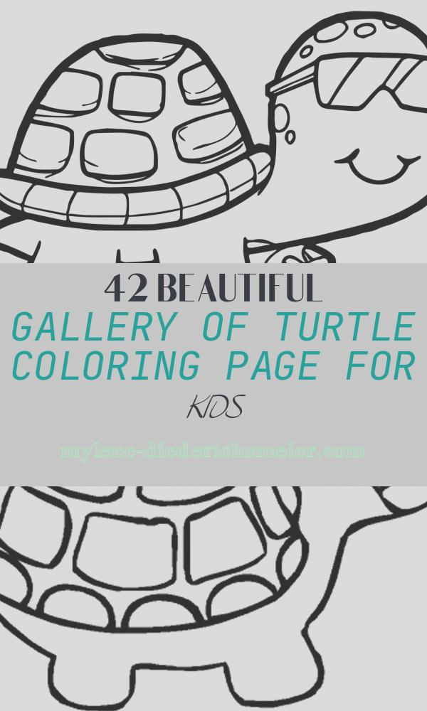 Turtle Coloring Page for Kids Best Of Turtles Free to Color for Kids Turtles Kids Coloring Pages