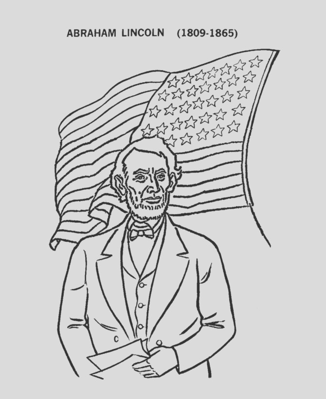 modern history coloring book