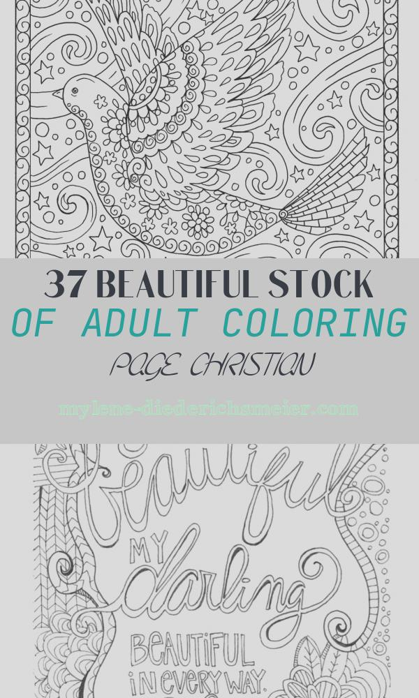Adult Coloring Page Christian Elegant Christmas Coloring Page Dove Christian Scripture Adult