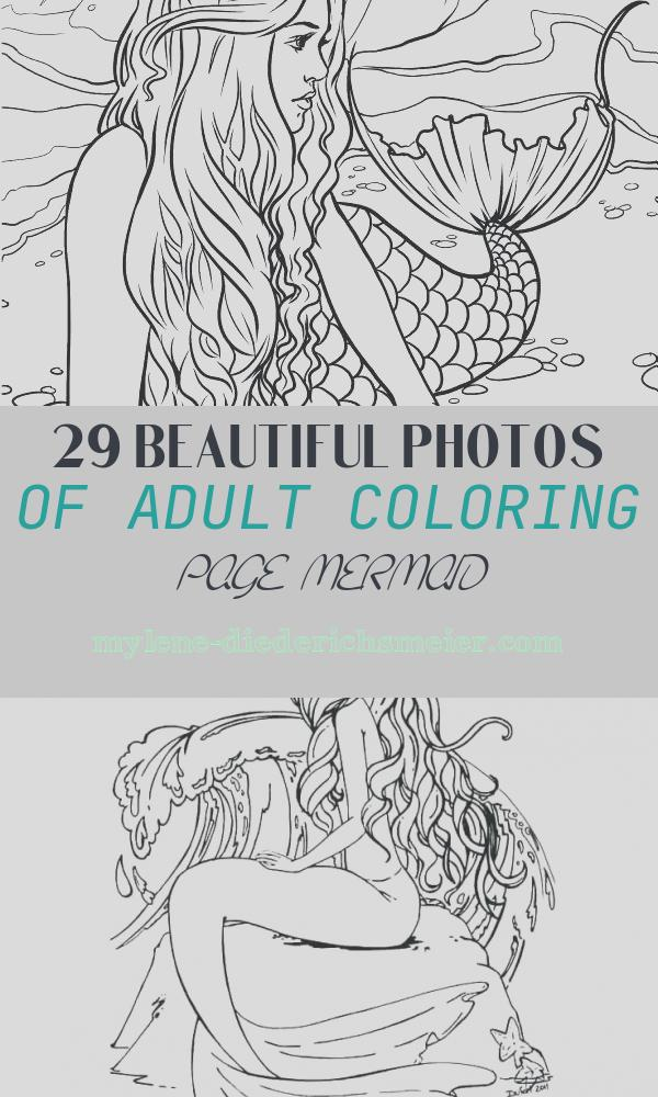 Adult Coloring Page Mermaid Awesome Mermaid Coloring Pages for Adults Best Coloring Pages
