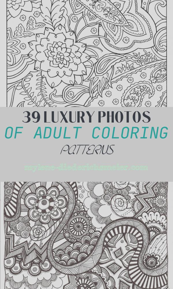 Adult Coloring Patterns Awesome Pattern Coloring Pages Best Coloring Pages for Kids