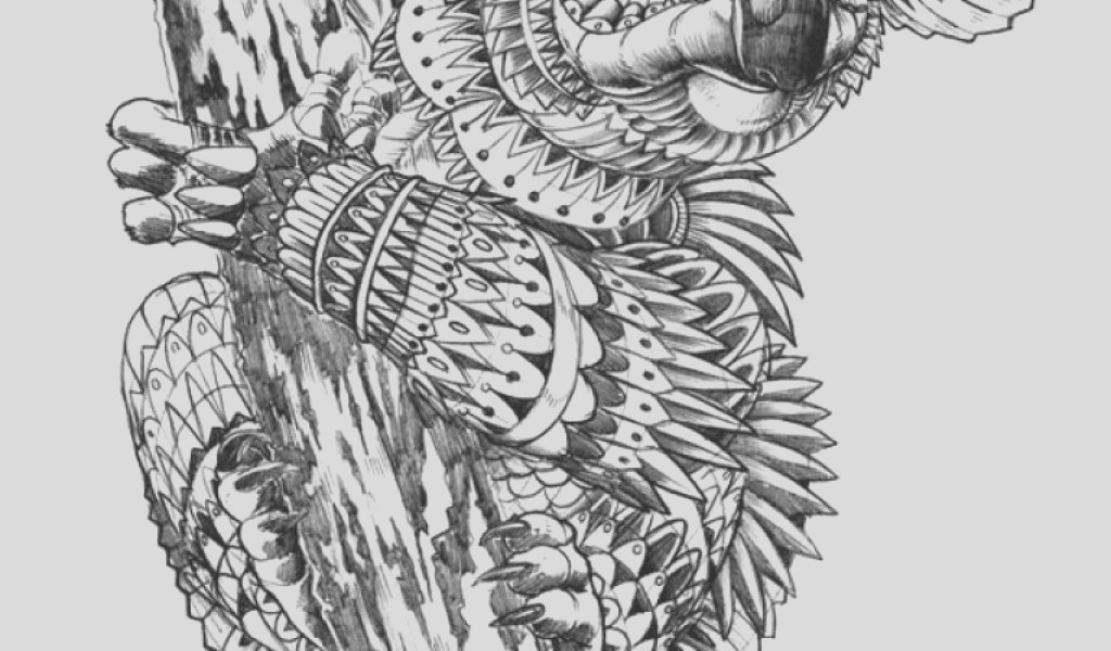 printable difficult animals coloring pages for adults 767vgt