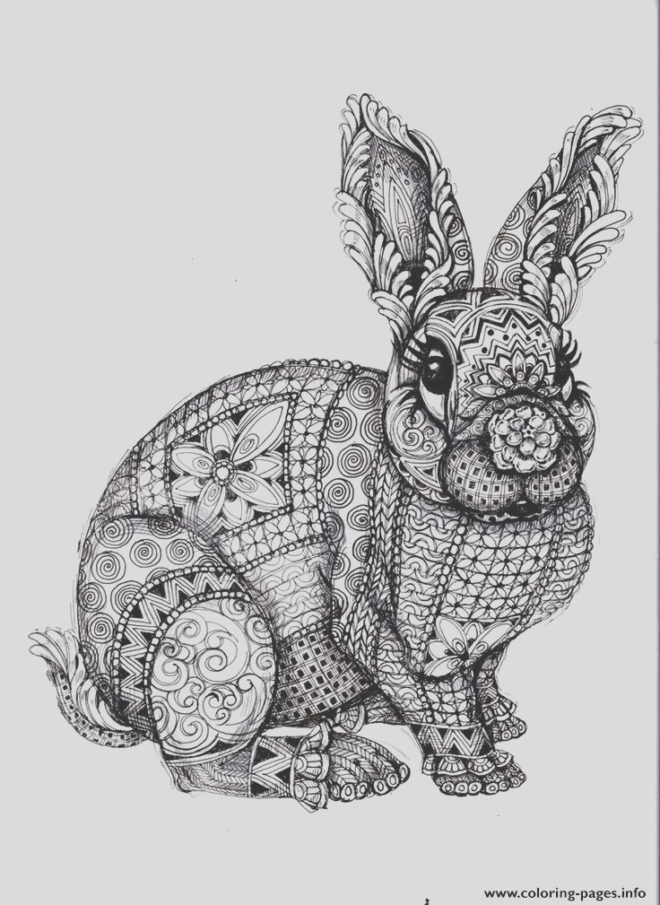 adults difficult animals printable coloring pages book