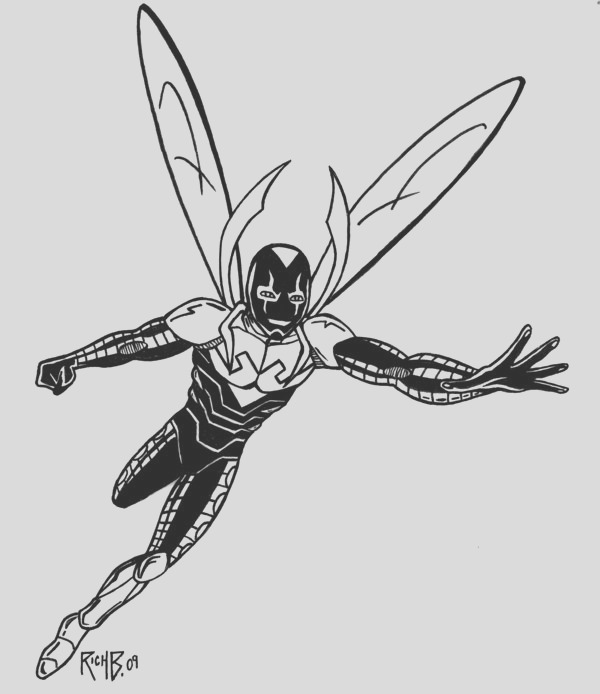 blue beetle coloring pages