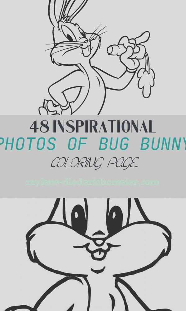 Bug Bunny Coloring Page Inspirational Bugs Bunny Coloring Page