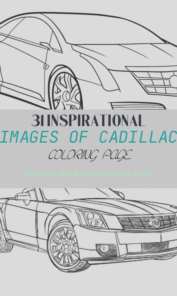 Cadillac Coloring Page Fresh 50 Best Images About Cars Coloring Pages On Pinterest