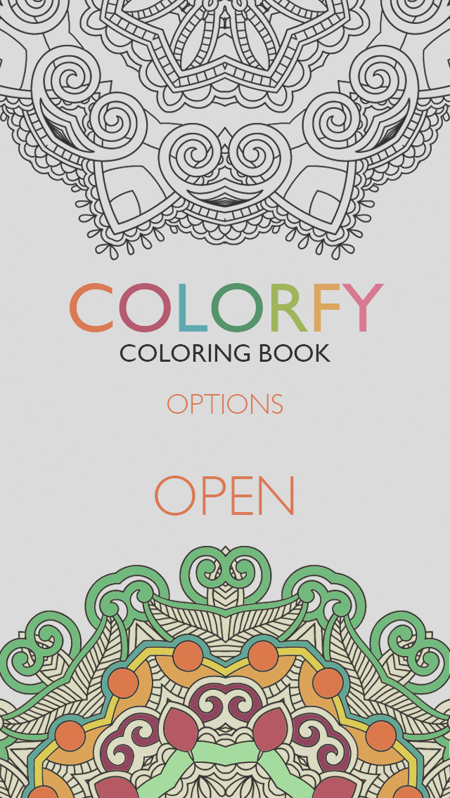 colorfy coloring book for adults android app for pccolorfy coloring book for adults on pc