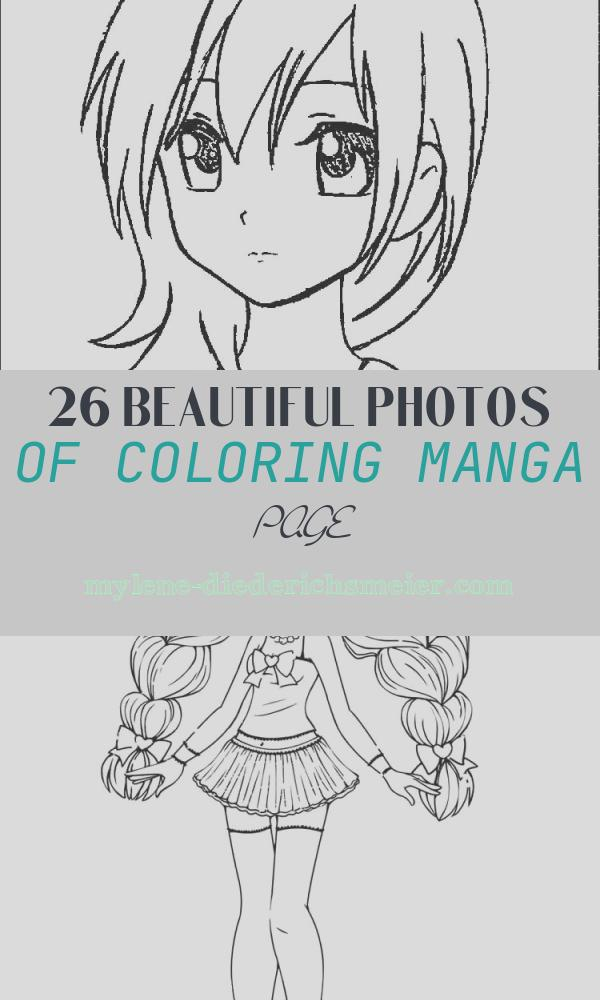 Coloring Manga Page Luxury Manga Coloring Pages Free Printable Manga Coloring Pages