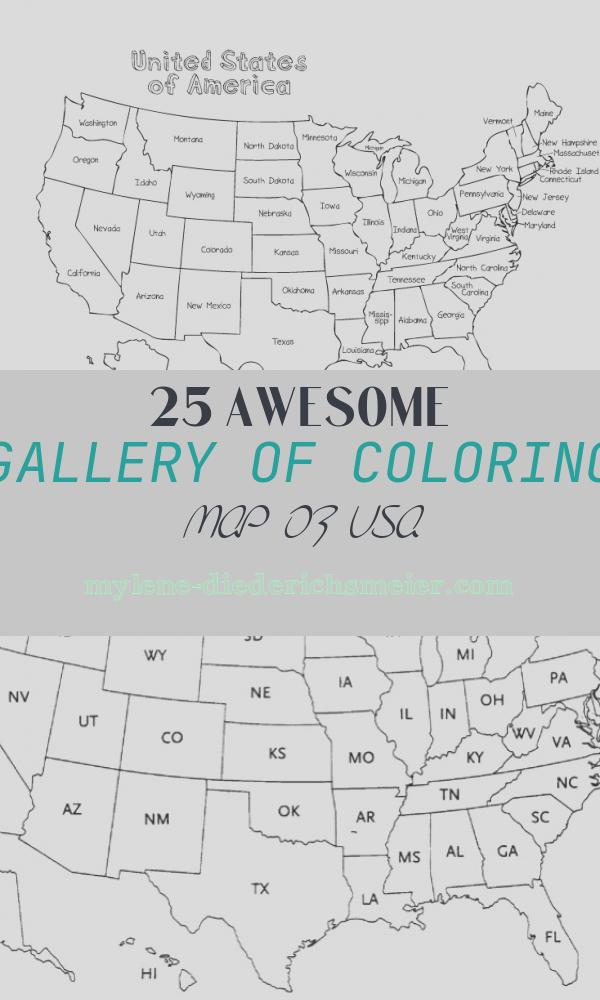 Coloring Map Of Usa Inspirational 4th Of July Coloring Pages