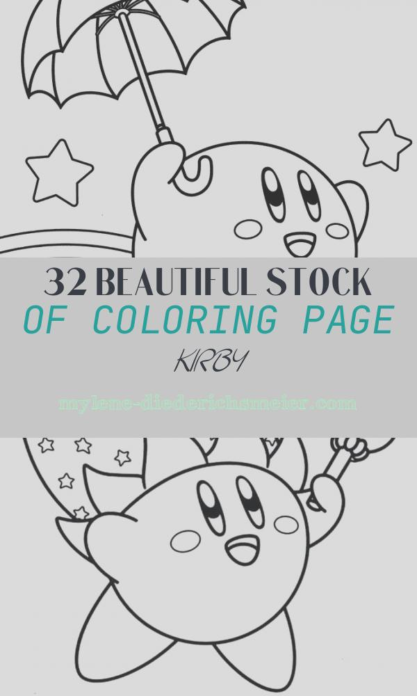 Coloring Page Kirby Inspirational Free Printable Kirby Coloring Pages for Kids