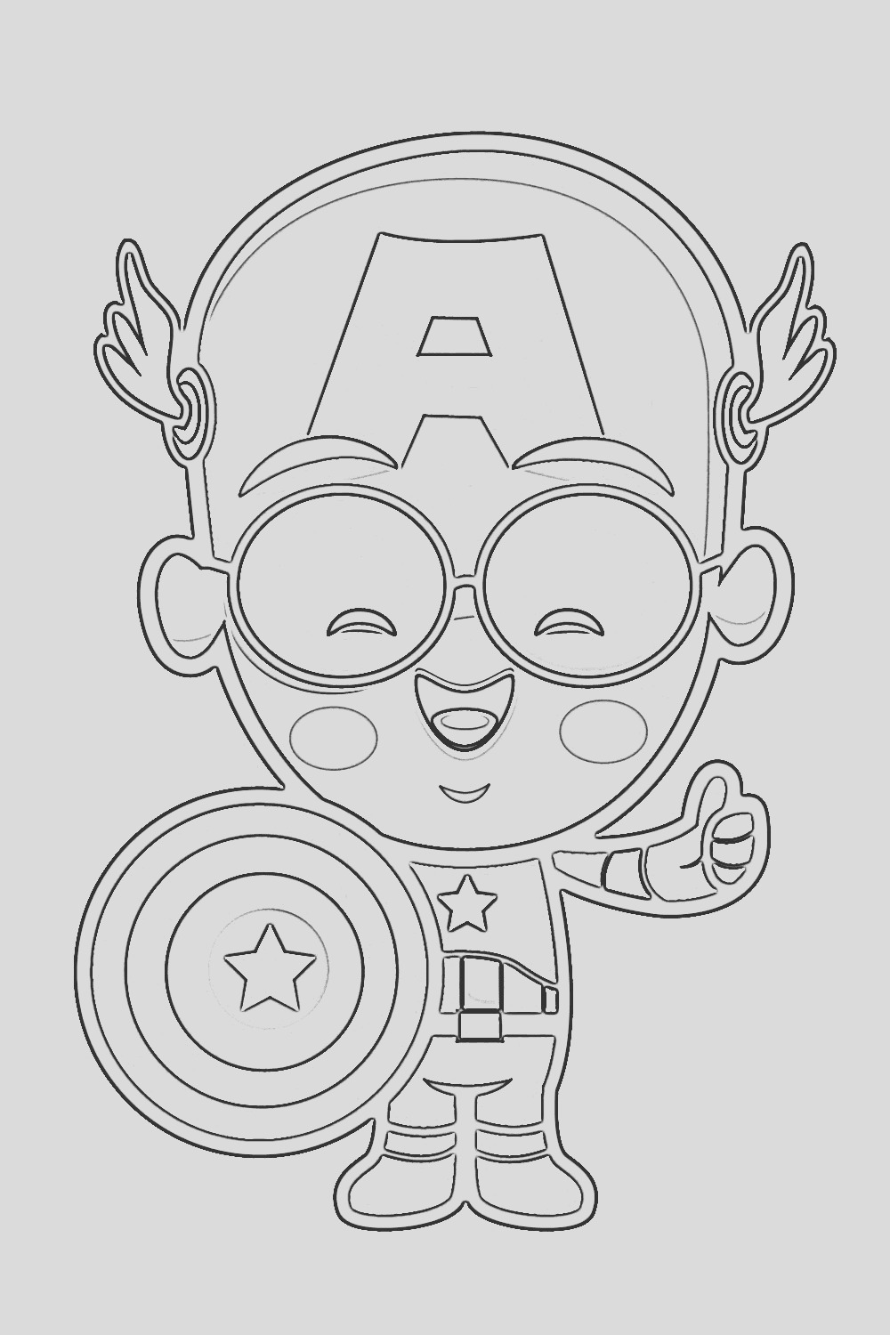 ultimate avengers printable coloring
