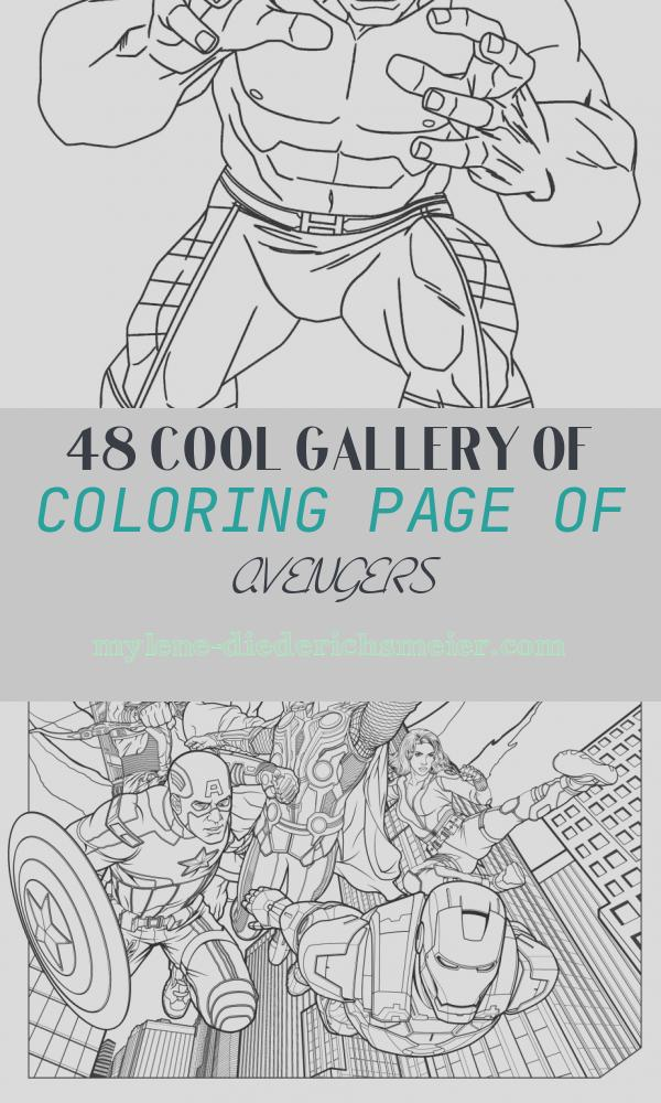 Coloring Page Of Avengers Best Of Free Printable Hulk Coloring Pages for Kids