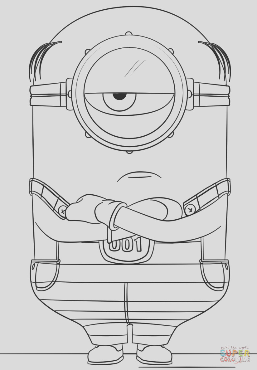 minion mel from despicable me 3
