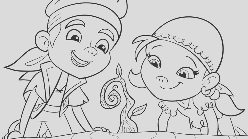 coloring pages disney and having fun