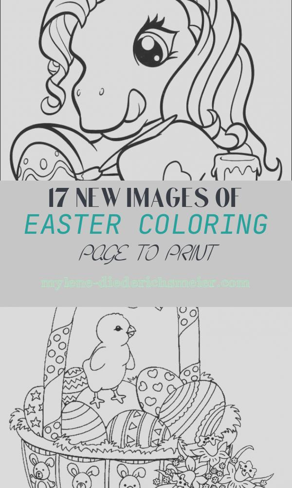 Easter Coloring Page to Print Inspirational Easter Coloring Pages to Print 428