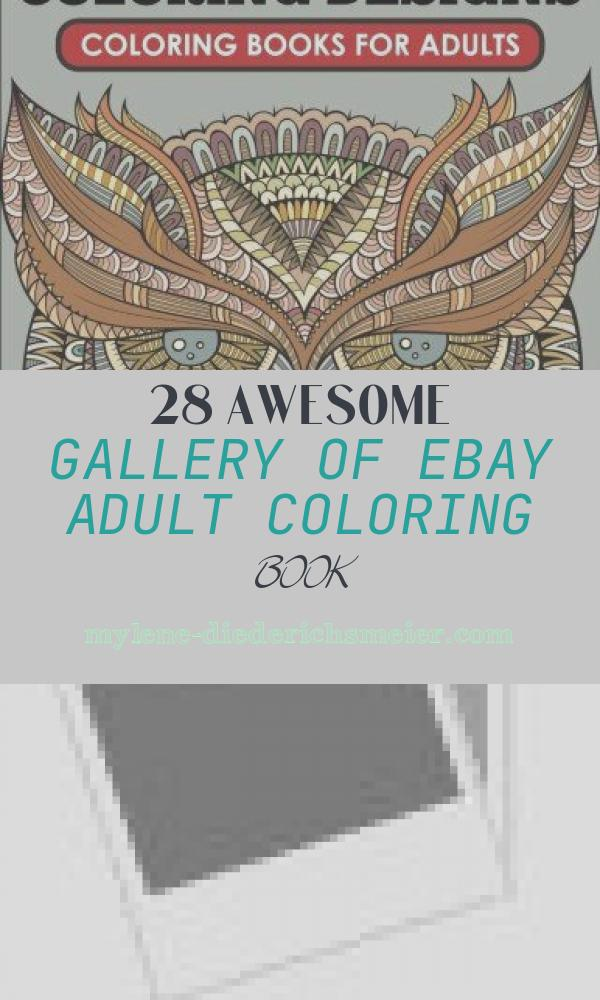 Ebay Adult Coloring Book New Adult Coloring Books Collection On Ebay