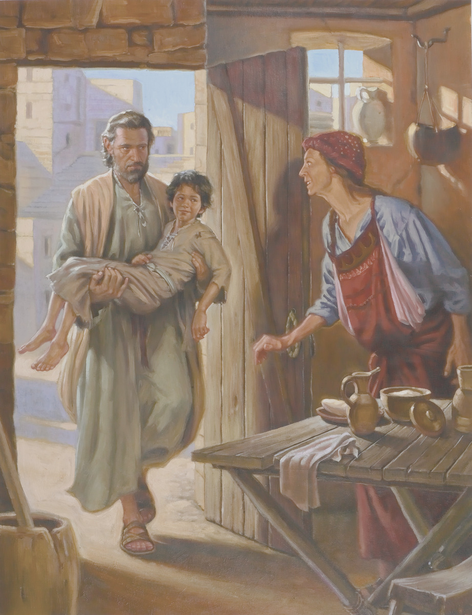 june 21 2015 god cares for us elijah and the widow of zarephath