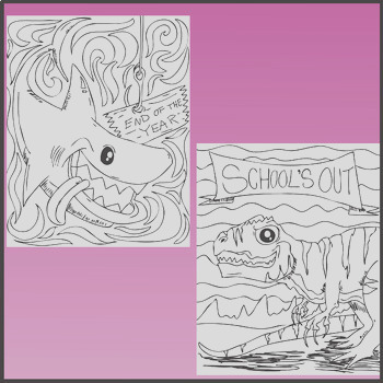 End of the Year Coloring Sheets Zen Doodle Pages