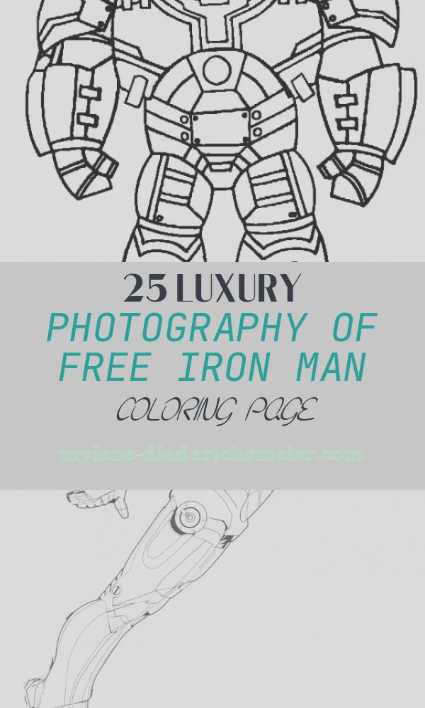 Free Iron Man Coloring Page Lovely Free Printable Iron Man Coloring Pages for Kids