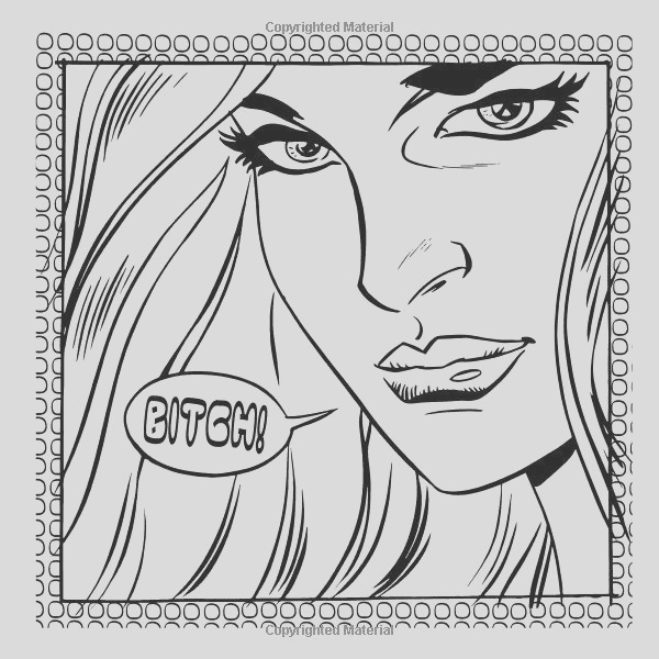 girl power coloring pages