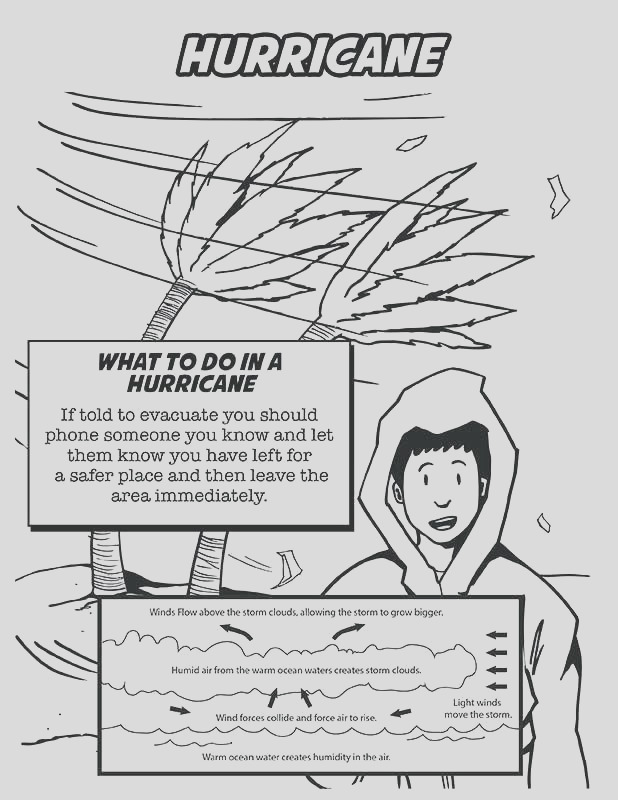 hurricane katrina pages sketch templates