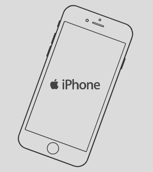 top 7 iphone coloring pages