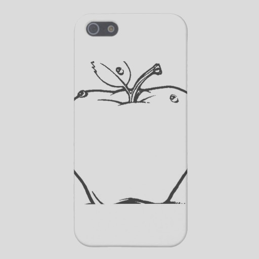 apple coloring pages 1 iphone 5 cases