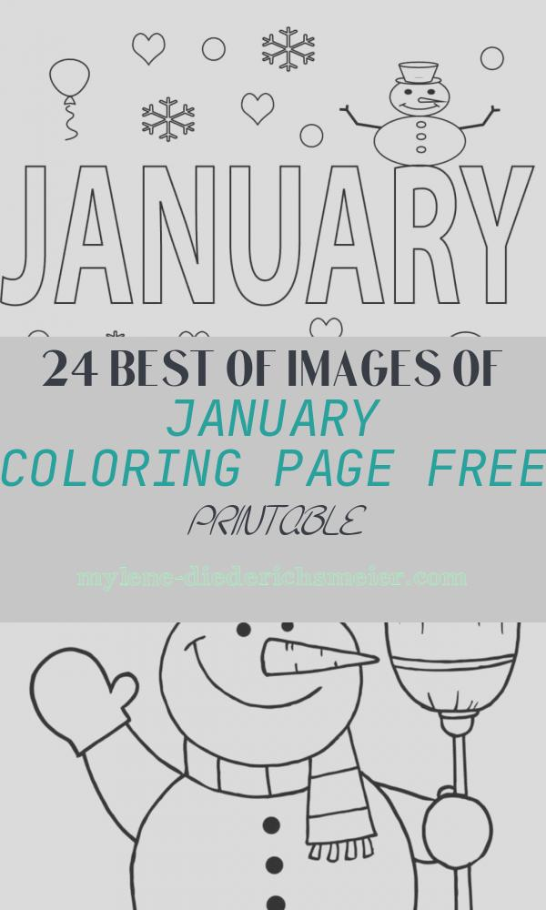 January Coloring Page Free Printable Best Of Free January Coloring Pages Printable