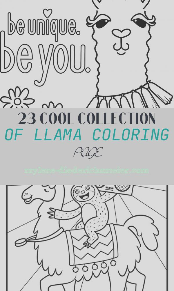 Llama Coloring Page Luxury is Your Mama A Llama Coloring Pages