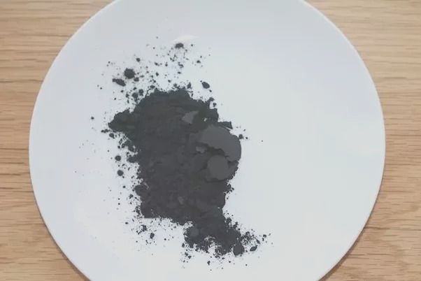 How do you make black food coloring