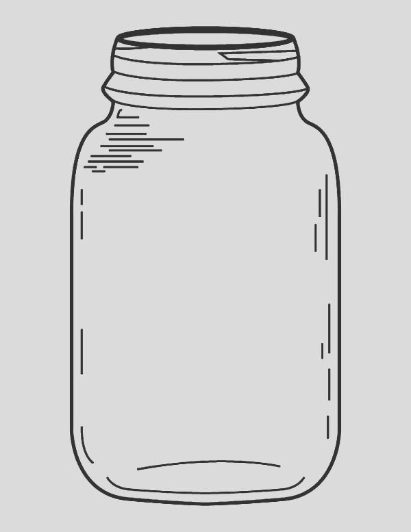 pictures of mason jars