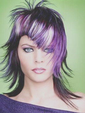 cool vibrant highlights ideas
