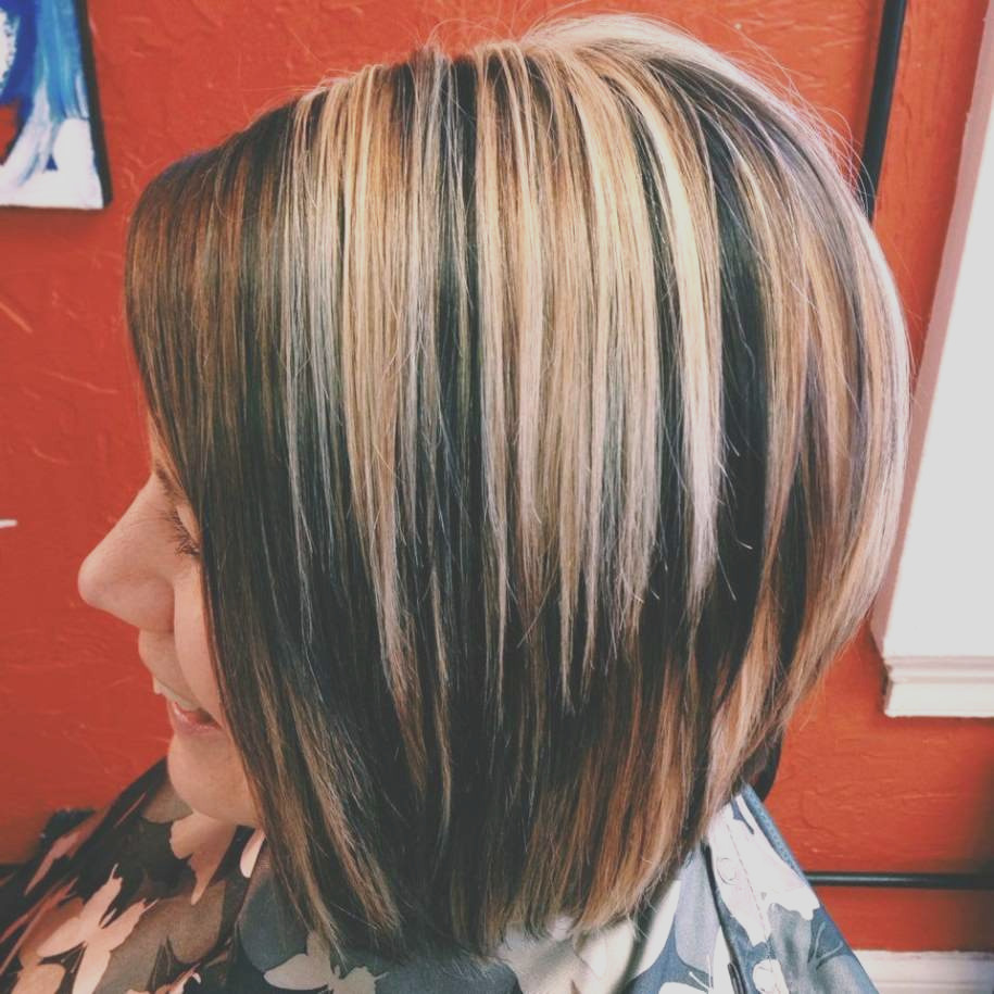 3 edgy ways using highlights reviving short hair