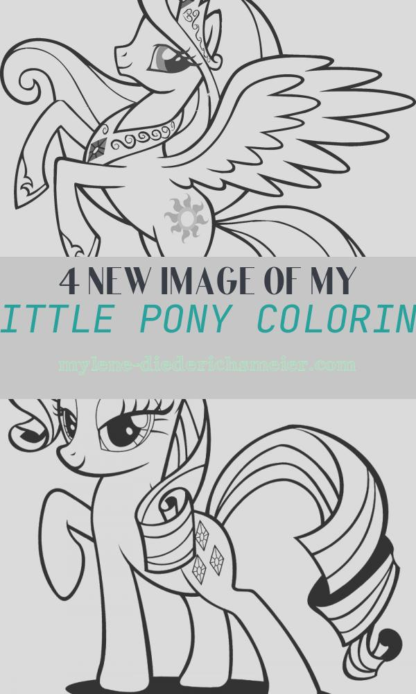 My Little Pony Coloring Best Of Coloring Pages My Little Pony Coloring Pages Free and