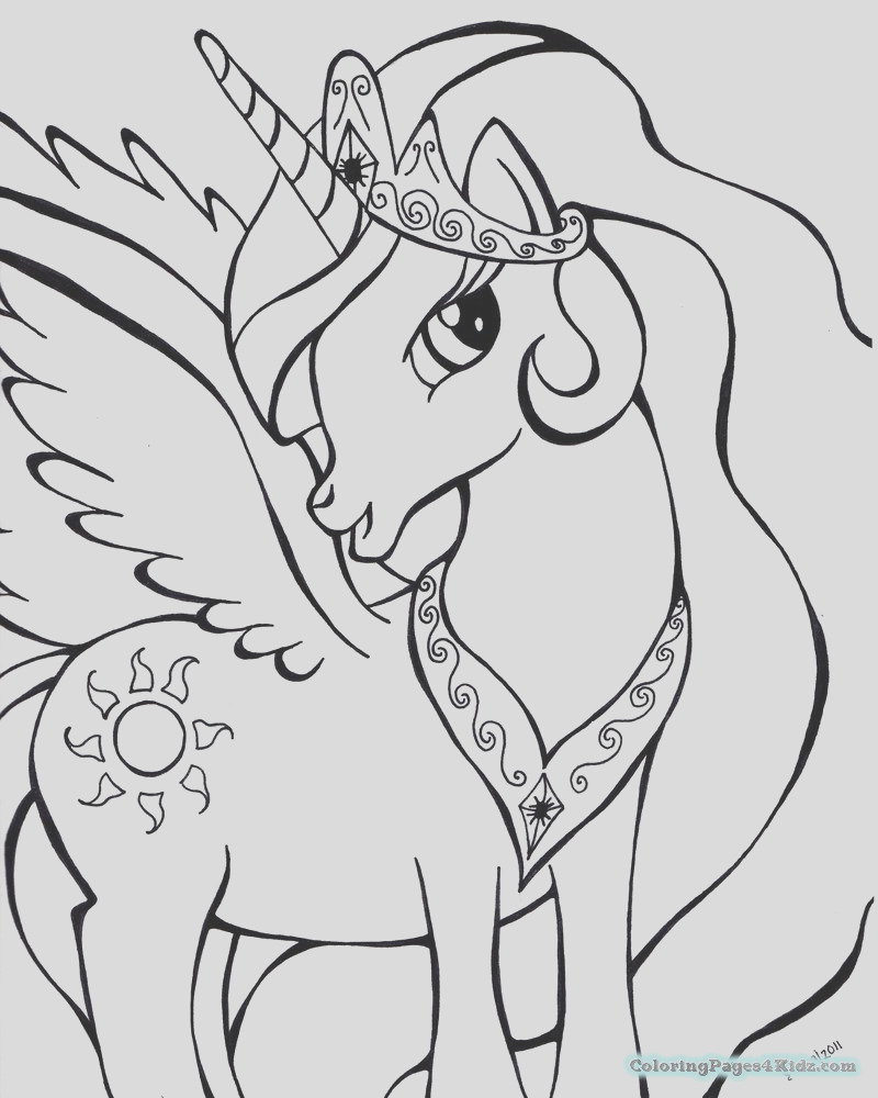 my little pony princess cadence coloring pages 1018