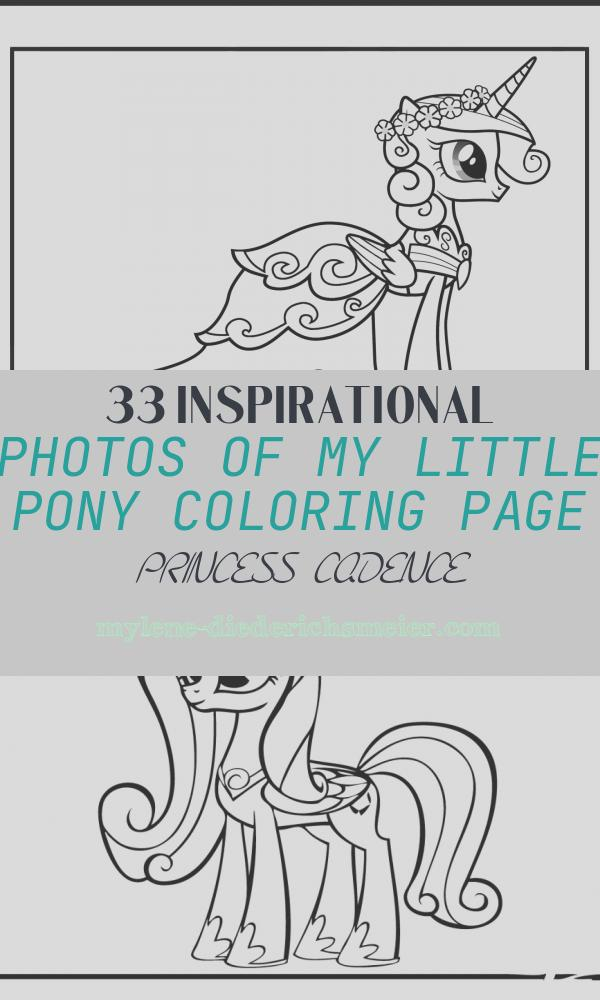 My Little Pony Coloring Page Princess Cadence Unique Princess Cadence Coloring Pages